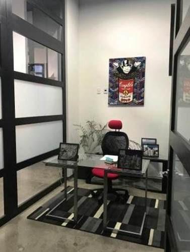 venta oficinas amuebladas en interlomas