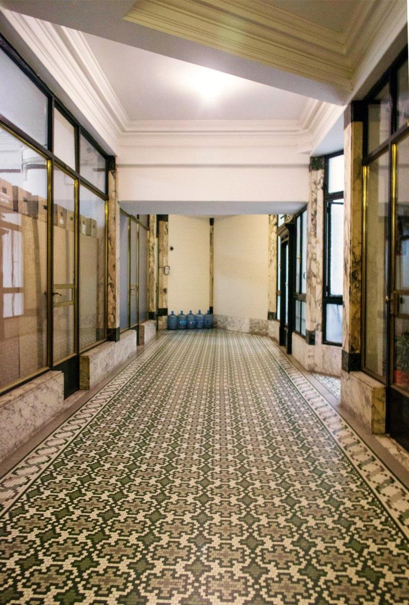 venta oficinas comerciales - diag. norte microcentro - 28 m2