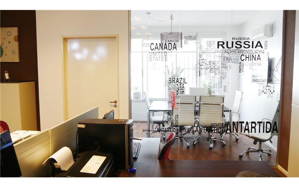 venta oficinas con depósito en capital federal.