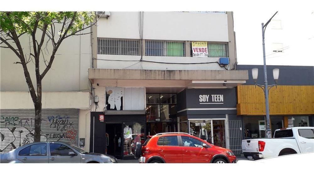 venta oficinas san martin y rioja - centro -206m2