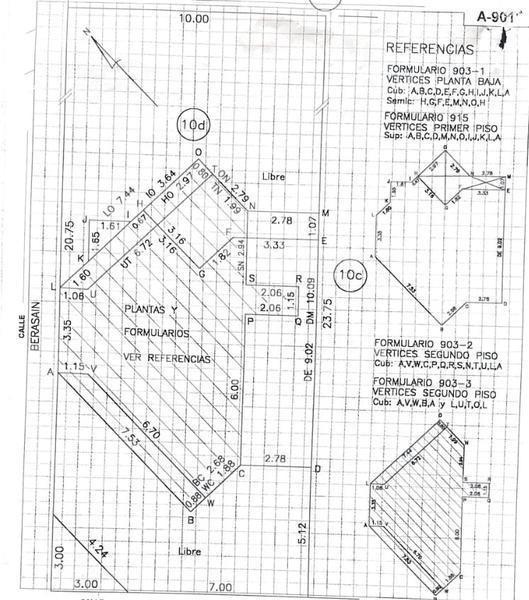 venta oportunidad casa de 3 plantas a terminar monte grande