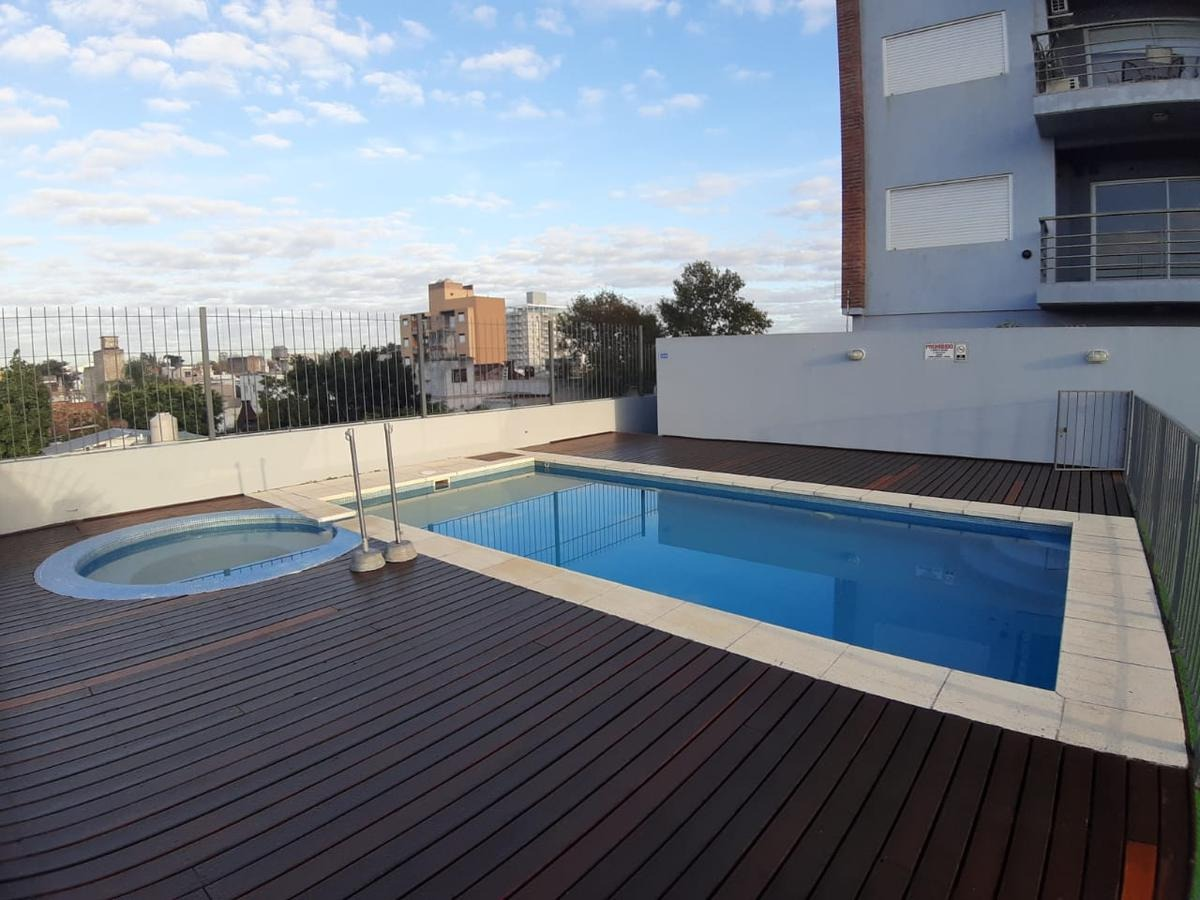 venta- oportunidad - departamento -  2 ambientes - santos lugares - piscina- parrilla