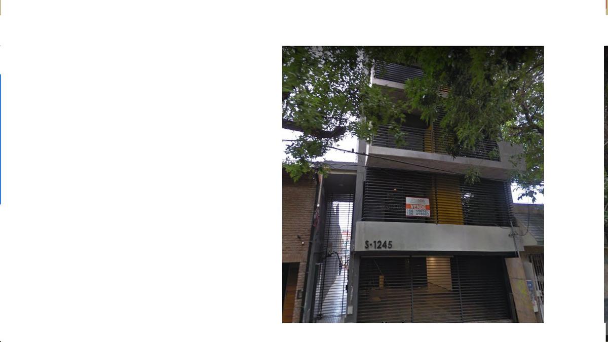 venta - oportunidad - departamento a estrenar zona universitaria - 1 dormitorio con patio privado - suipacha 1200