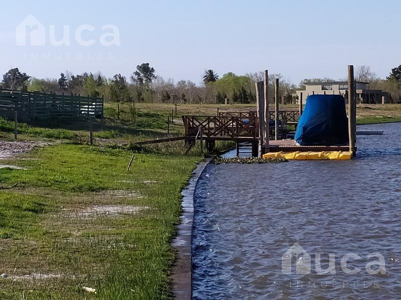 venta oportunidad | lote al rio en el naudir aguas privadas