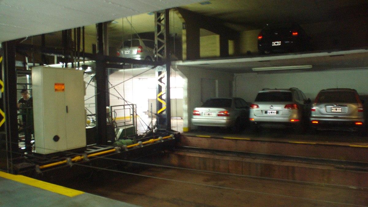 venta palermo cochera fija cubierta planta baja apto 4x4