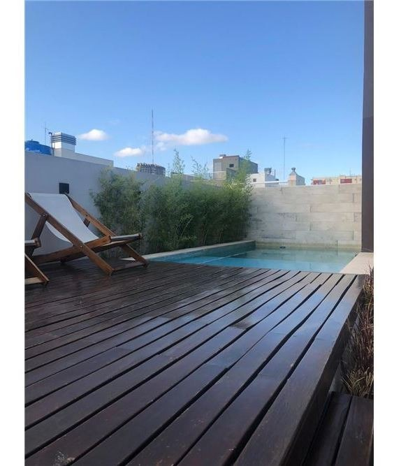venta palermo monoambiente + cochera + amenities