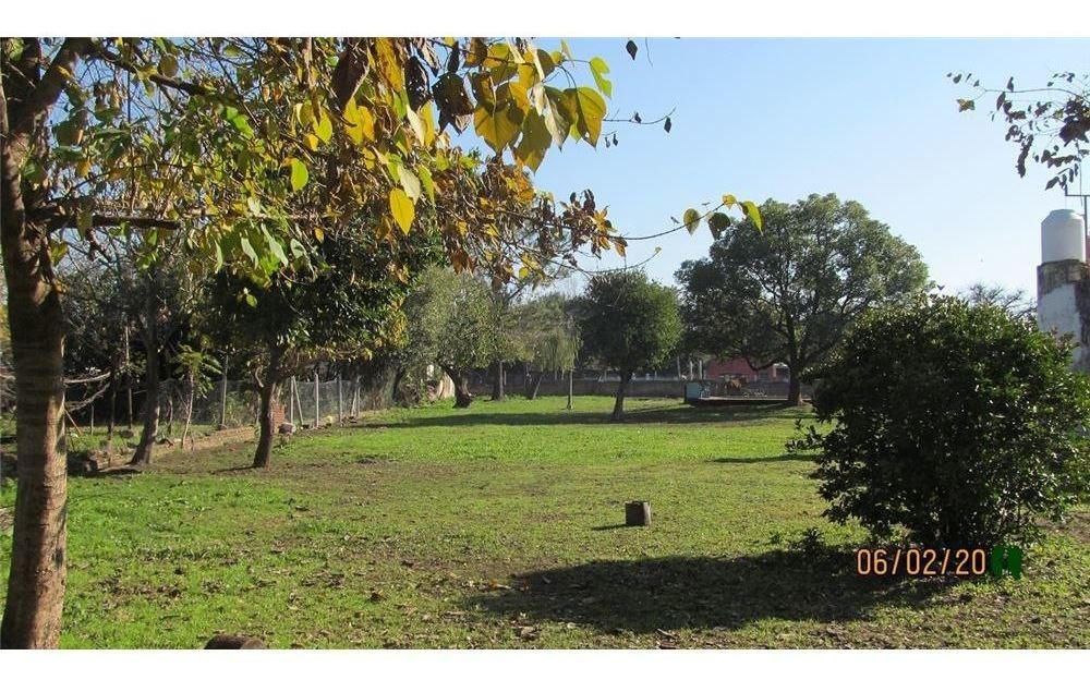 venta parcela de 420 m2 acceso oeste km 39