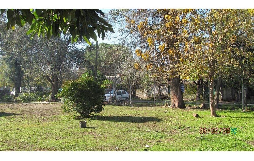 venta parcela de 420 m2 acceso oeste km 39 la reja