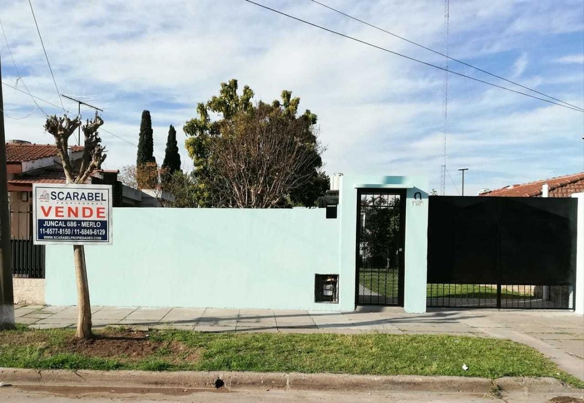 venta   parque san martin   casa 3 ambientes   us$90.000
