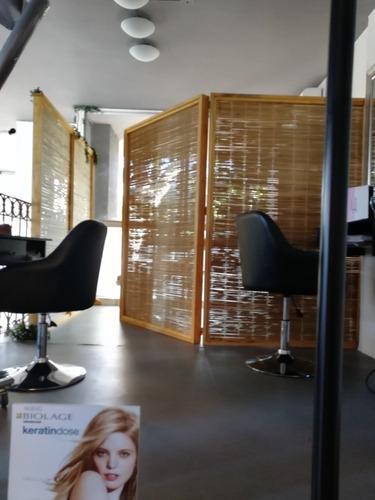 venta peluquería instalada 7mil escucho ofertas