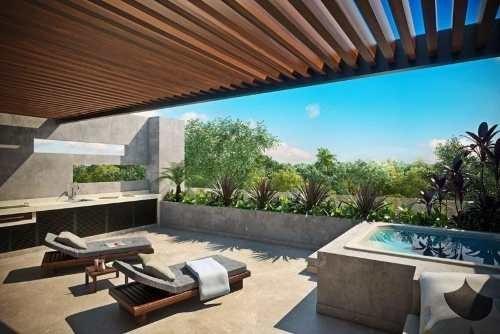 venta penthouse cerca de la av. nader cancún