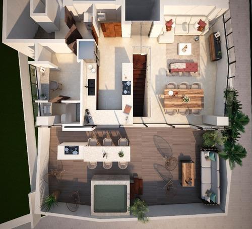 venta penthouse montebello