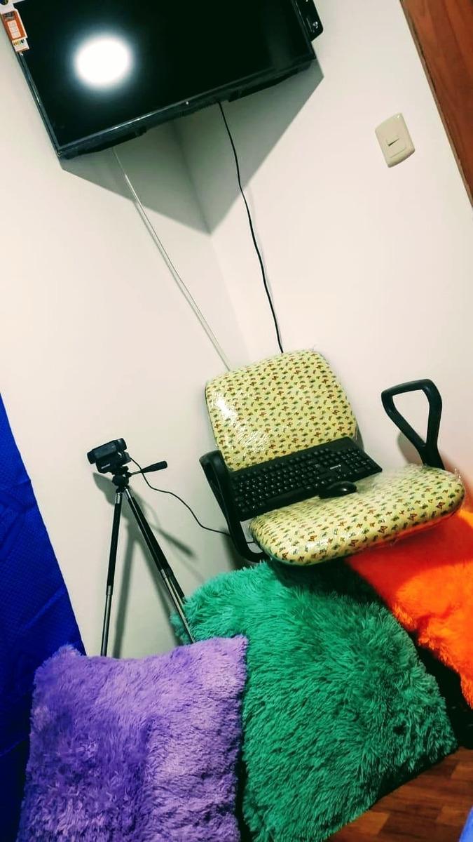 venta permuta estudio webcam