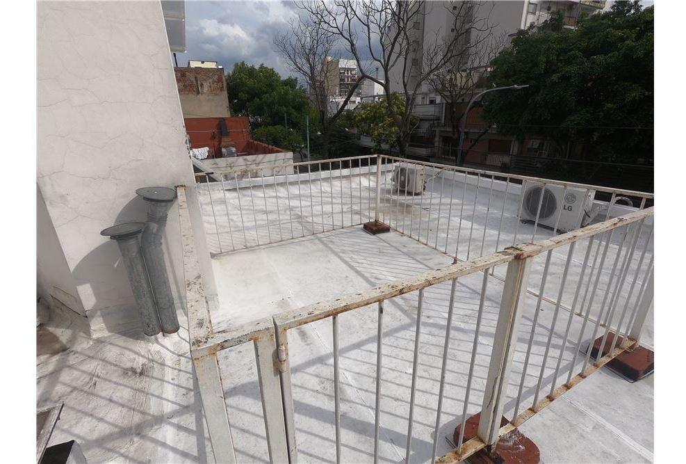 venta ph 2 ambientes villa urquiza terraza
