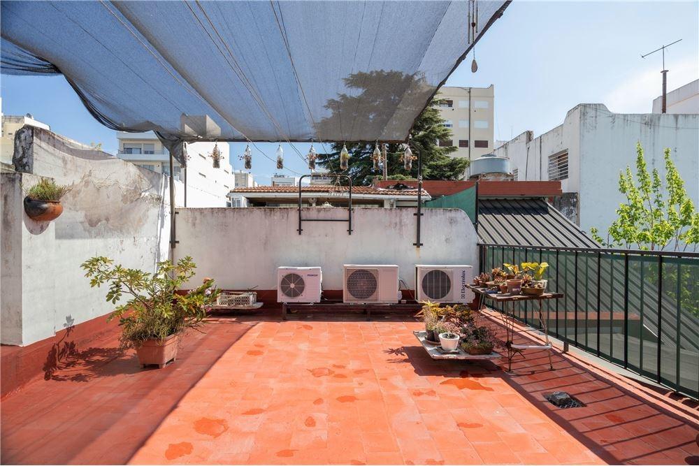 venta ph 3 amb c/patio y terraza reciclado