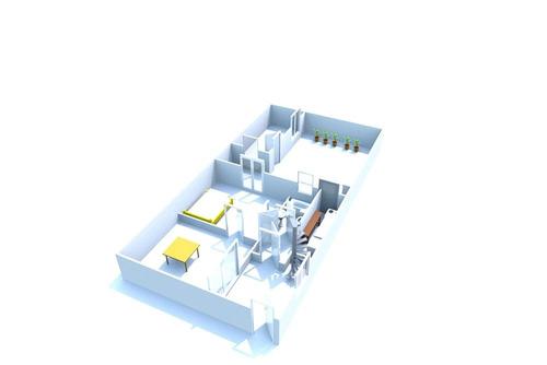 venta ph 3 ambientes en villa lugano