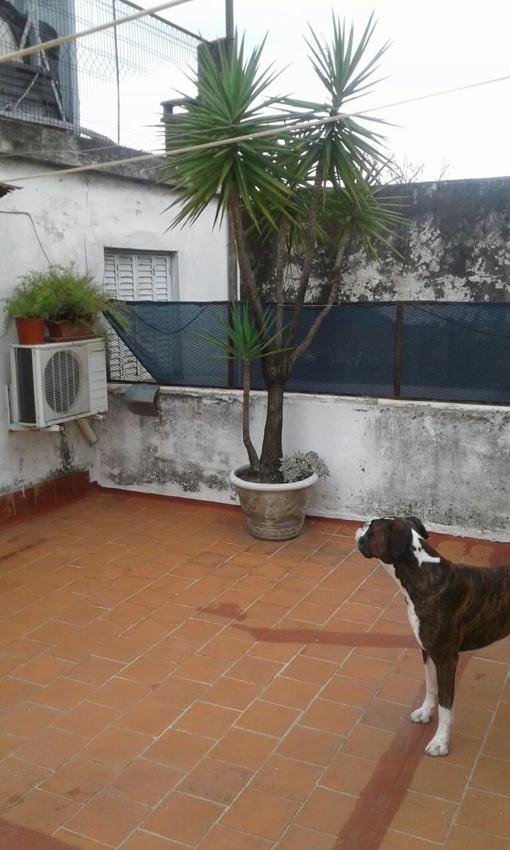 venta ph 3 ambientes flores 85m2 sin expensas patio terraza