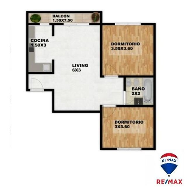 venta ph 3 ambientes  villa real sin expensas