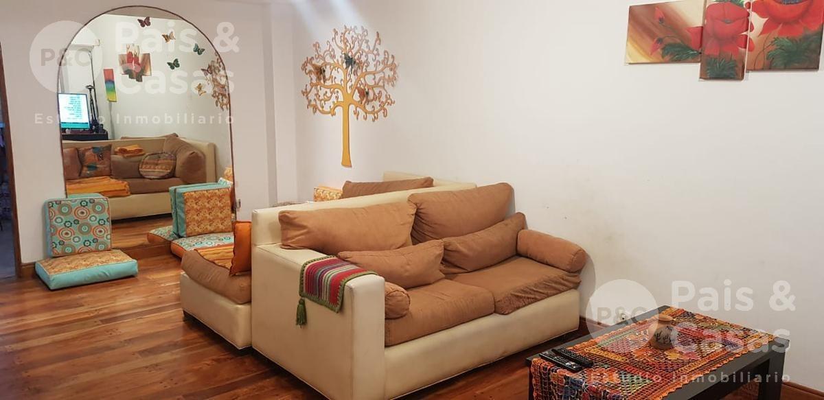 venta ph 4 ambientes en v. lugano- con patio, parrilla y altillo