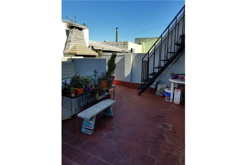 venta ph 6 amb recicl. c/ patio, terraza y quincho