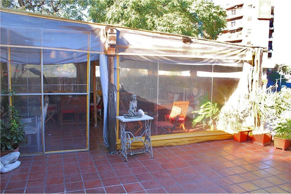 venta ph de estilo (casa) en colegiales - terraza