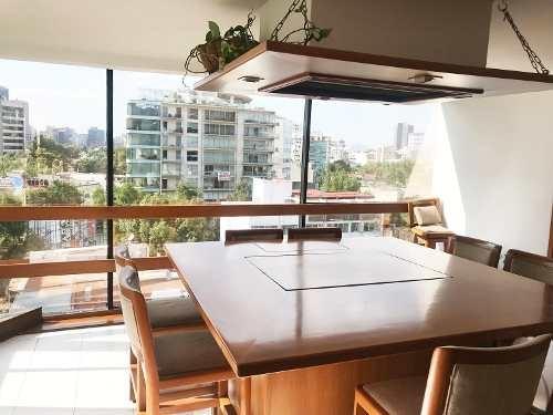 venta ph de lujo! 415m2 en dos niveles, con 15m2 de terraza.