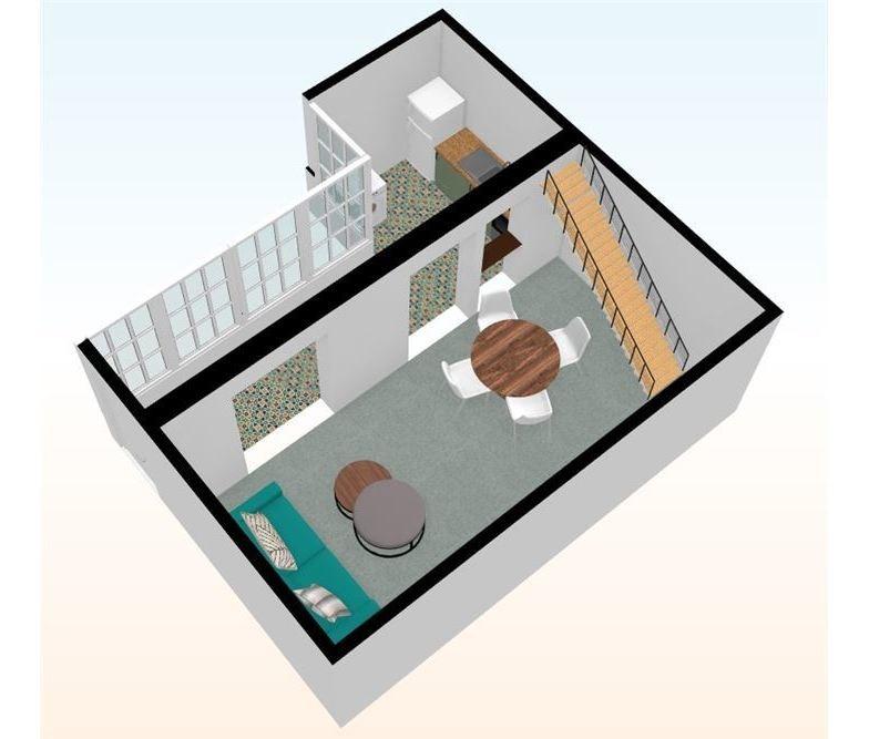 venta ph dos ambientes san telmo