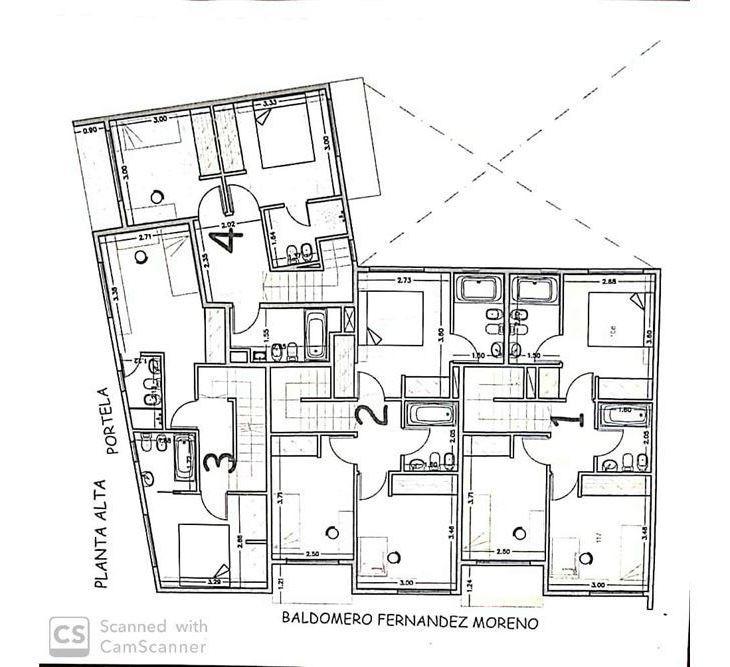 venta ph duplex tipo casa a estrenar 4 amb c/coche