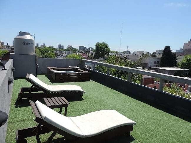 venta ph en devoto 3 amb, sin expensas, quincho, terraza, todo independiente