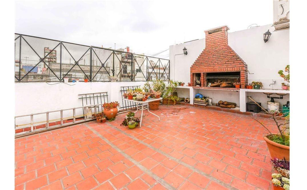 venta ph tipo casa boedo 4 amb coch patio terraza