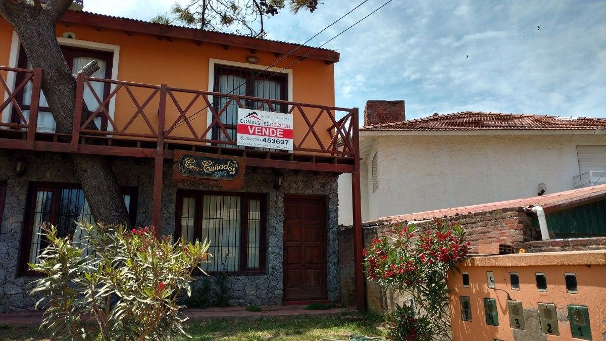 venta ph zona sur villa gesell (cod. v1060)
