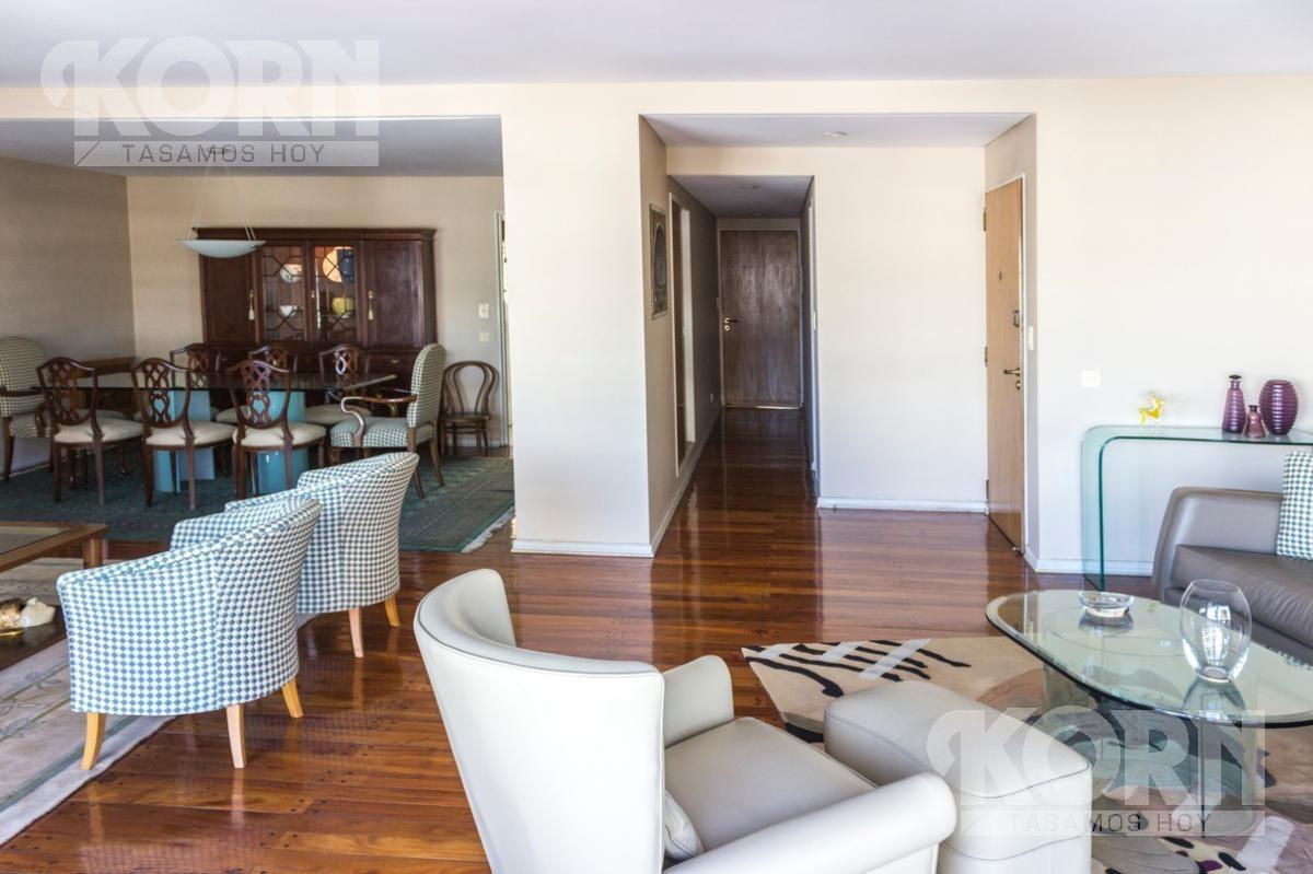 venta piso alto de 3 dormitorios con cochera y baulera - boulevard charcas