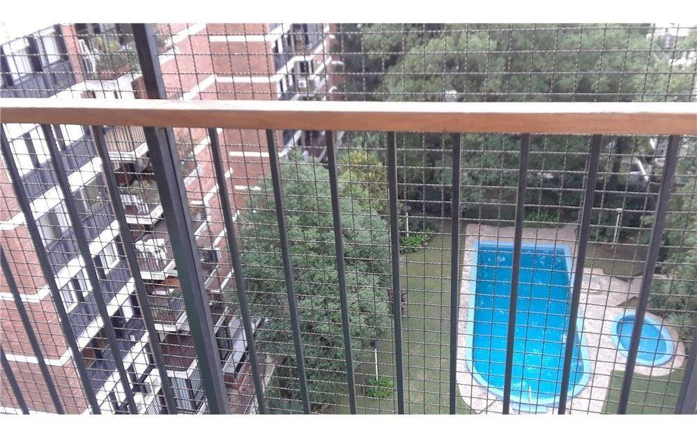 venta piso belgrano 4 amb. 2 cocheras, amenities