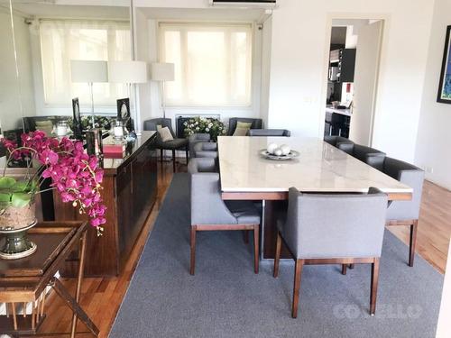 venta piso de 3 dormitorios con cochera