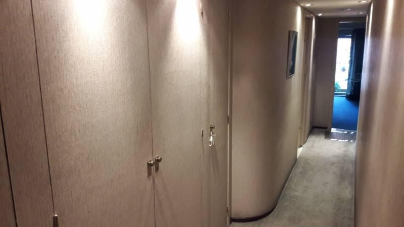 venta piso en recoleta con cochera. bajas expensas! balcón 3 dormitorios dep.