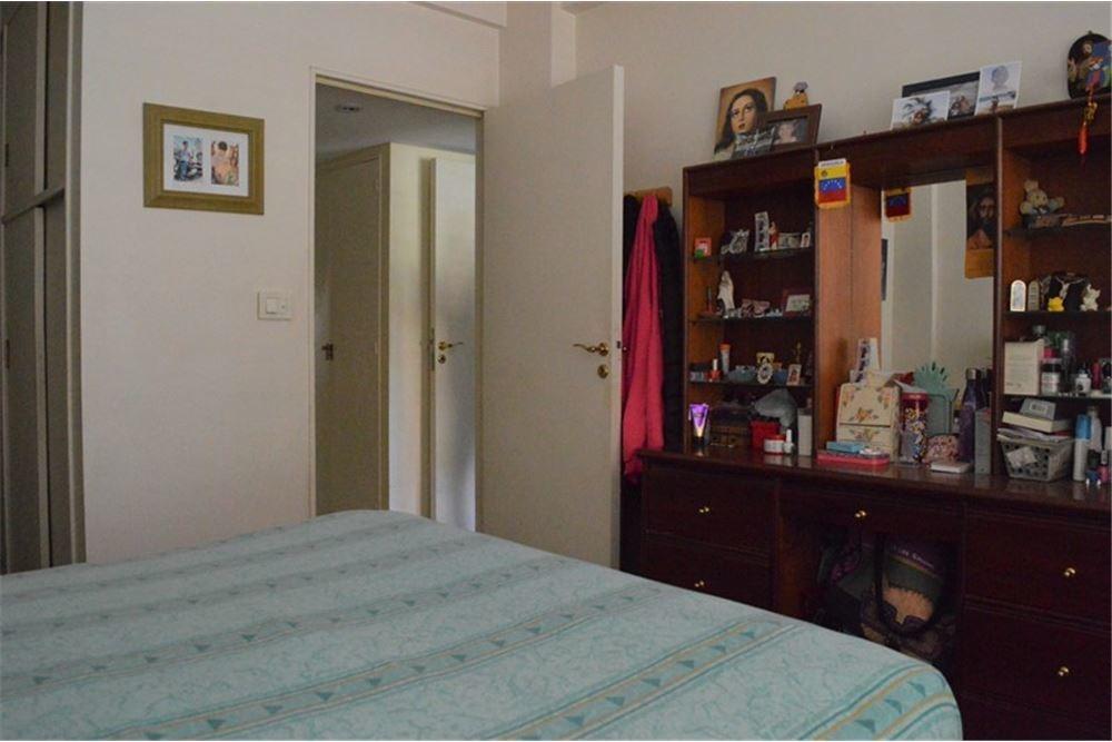 venta piso nuñez 4 amb con cochera y baulera