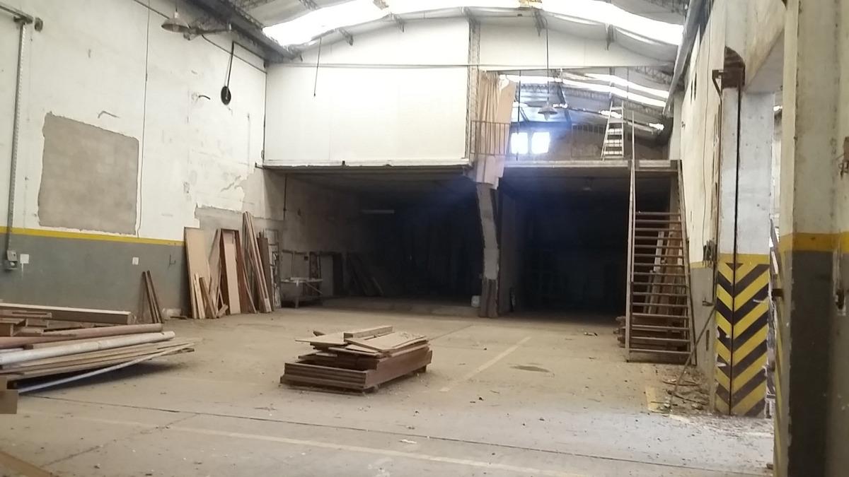 venta planta industrial depósito galpón 1900 m2 j l suarez