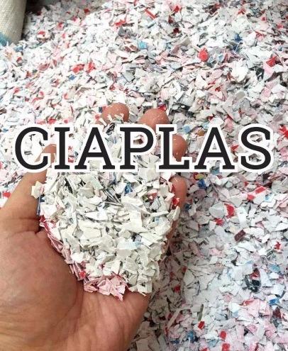 venta plástico pp-pe-ps-pc -reciclado de plástico a empresas