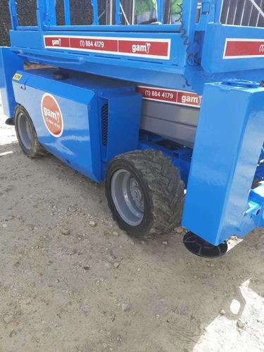 venta plataforma tijera diesel 10 mts