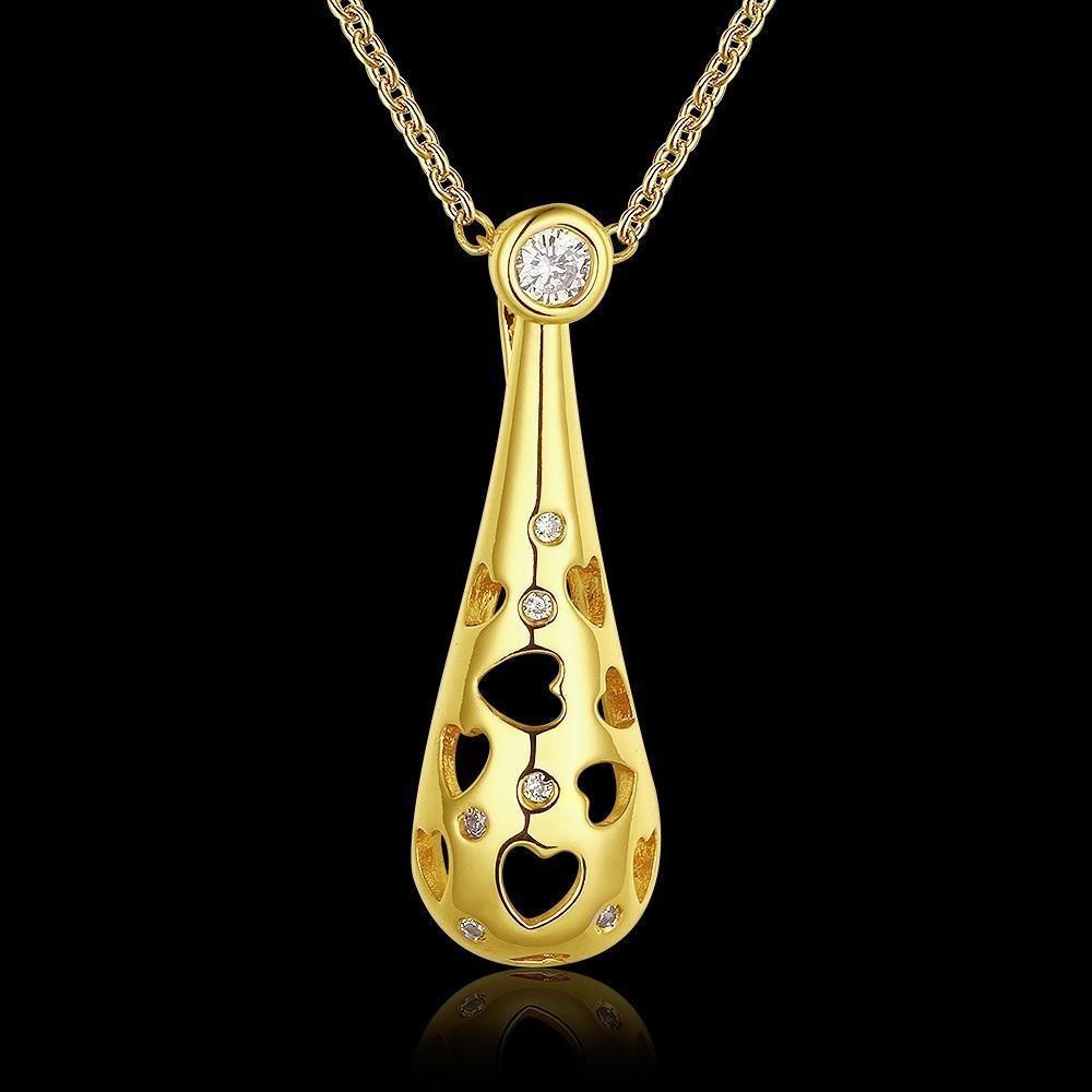 0d44e27778a1 venta por mayor colgantes collar plateado oro 18k níquel. Cargando zoom.