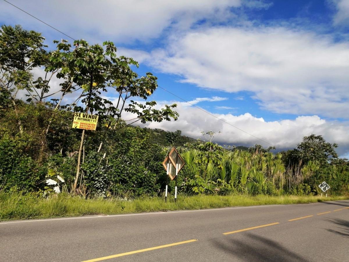 venta por ocasión de terreno agricola en moyobamba!