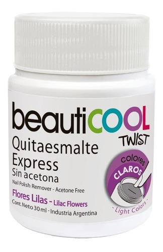 venta por unidad - quitaesmalte colores claros
