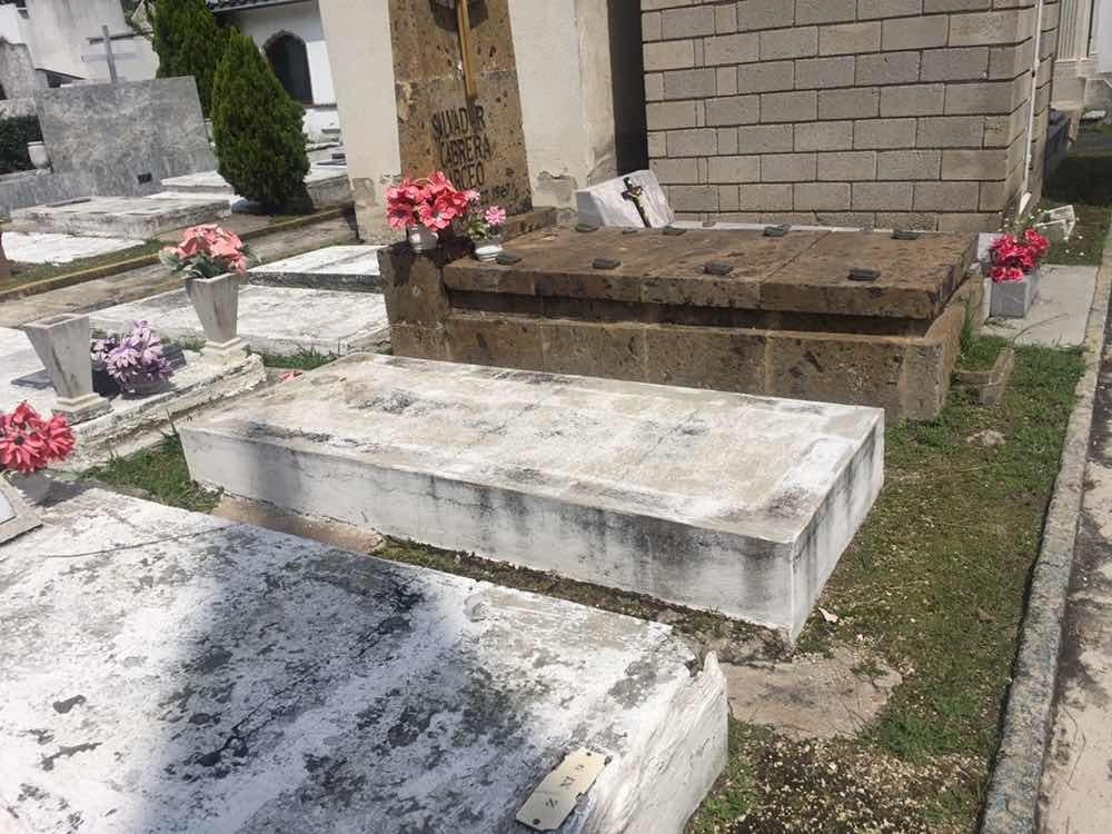 venta propiedad en cementerio parque funeral colonias