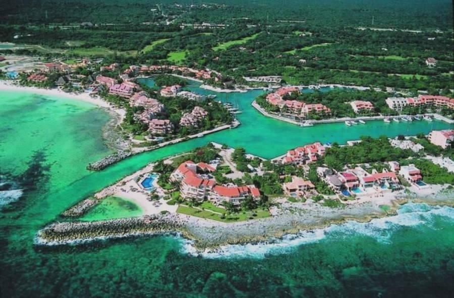 venta puerto aventuras quintana roo estudio 100 mt playa