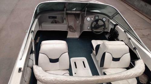 venta quick silver 1600 modelo 2002 con motor 75hp