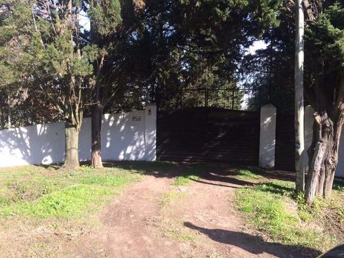 venta quinta 2 hectáreas c/casa para caseros, fcio varela