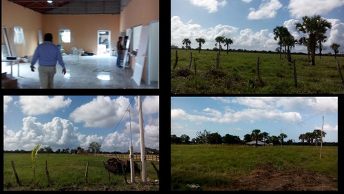 venta - rancho las delicias 525ha, chumpan, camp