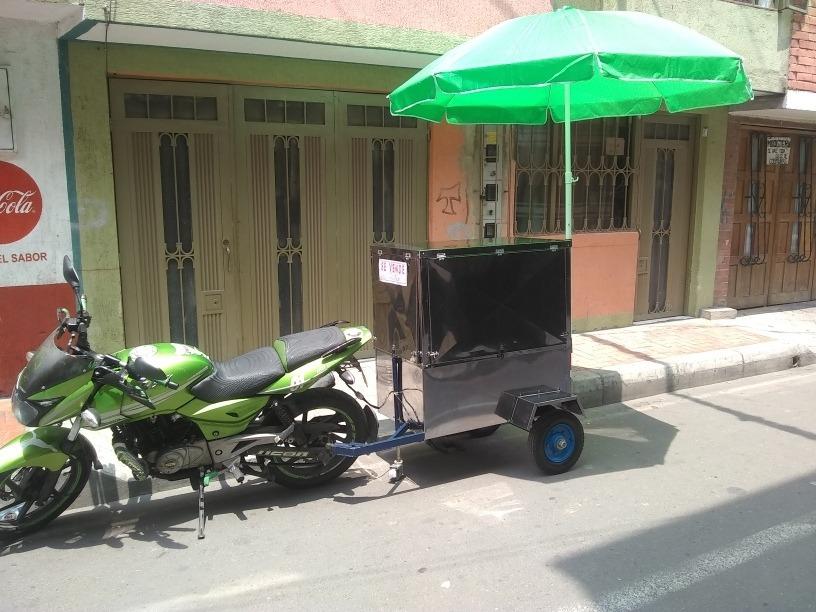 venta remolque para moto. nuevo
