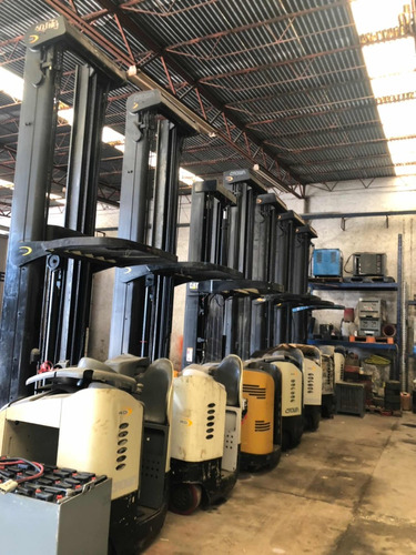 venta / renta montacargas eléctricos. baterias y cargadores