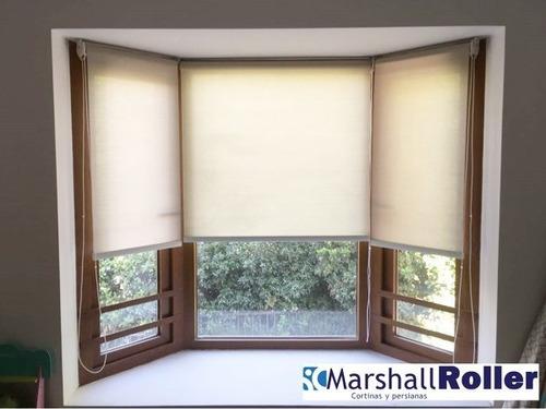 venta- reparacion, cortinas roller-persianas, las tres b.
